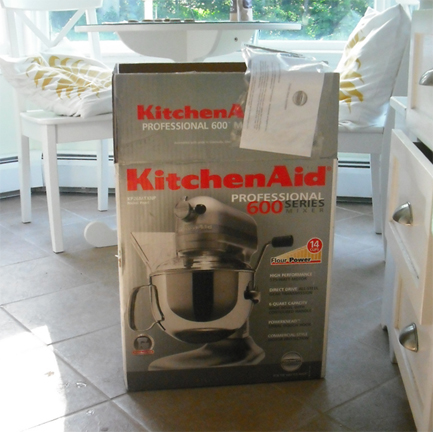 new kitchenaid